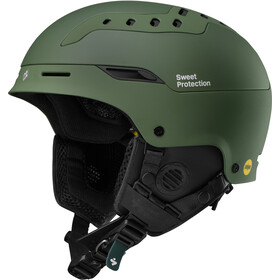 Sweet Protection Switcher MIPS Helmet Olive Drab